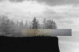 """Entwurf für das """"Rheinische Museum"""" (Bild: Benno Schmitz)"""