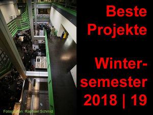 Beste Projekte WiSE 2018/19