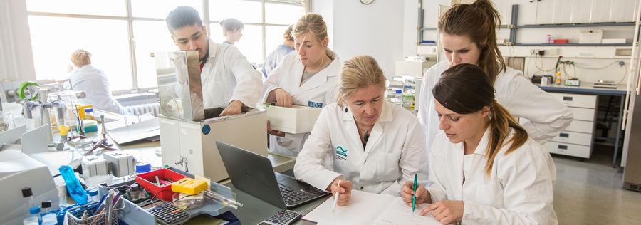 Mikrobiologie Studium Bachelor
