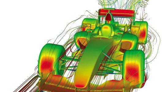 Formel-1-Wagen